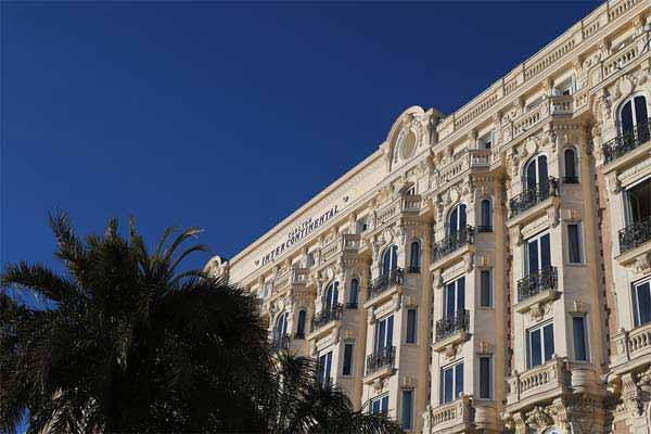 Carlton Intercontinental in Cannes